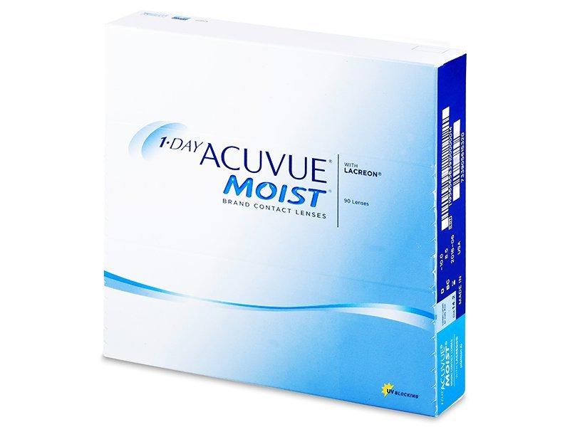 Acuvue 1-DAY MOIST 90 soczewek
